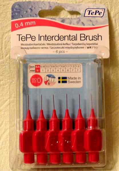 TePe Interdental Brush Ершики для чистки зубов