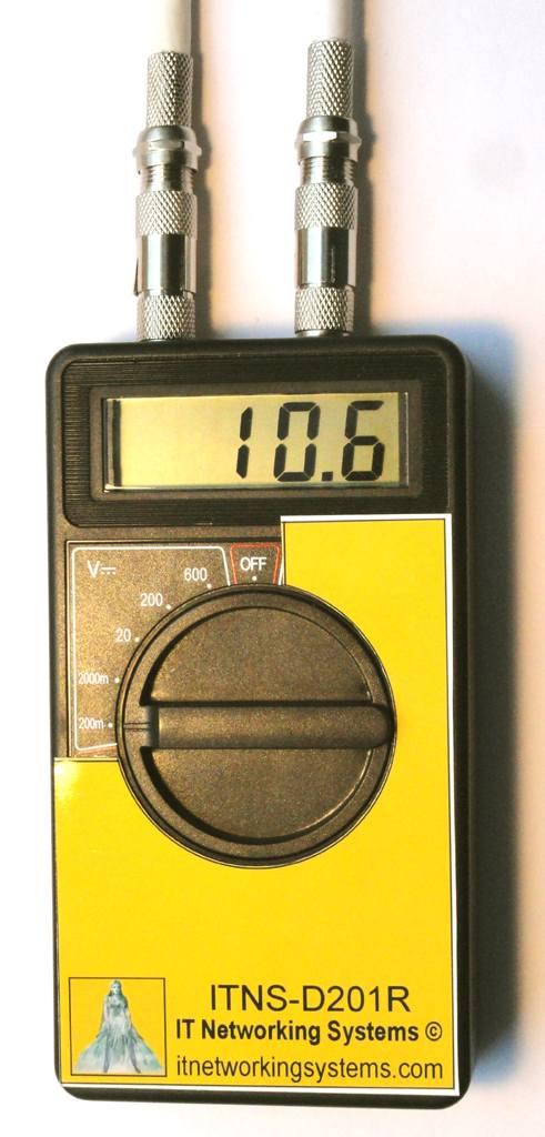 ITNS-D201R Детектор электромагнитных излучениий 50Hz -10Ghz