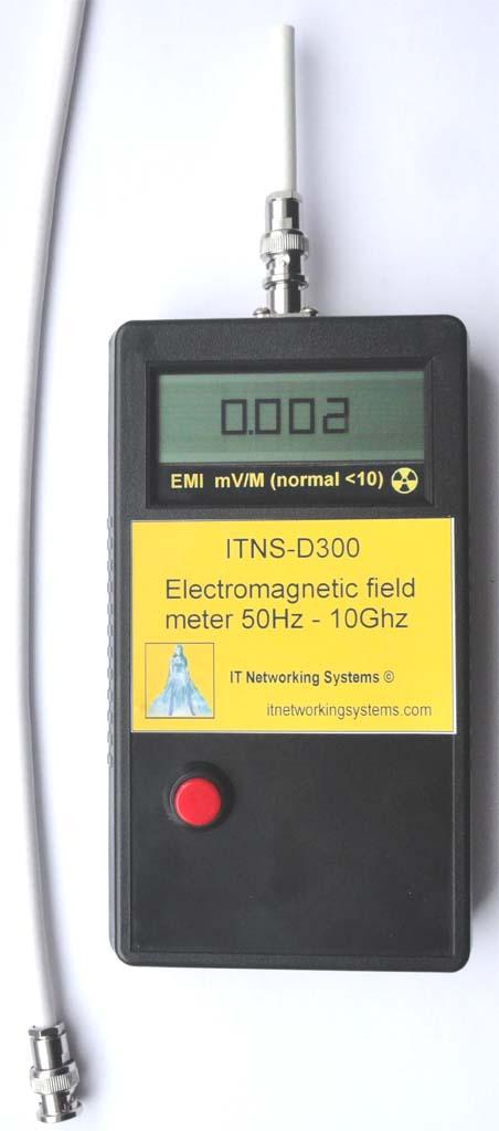 ITNS-D300 детектор электромагнитных излучений
