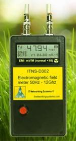 ITNS-D302 Детектор электромагнитных излучений